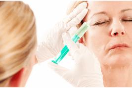 טיפול בקמטי הבעה בזריקה