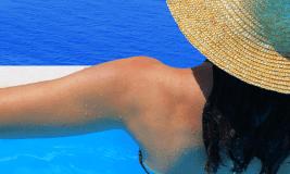 טיפוח העור בחופשה